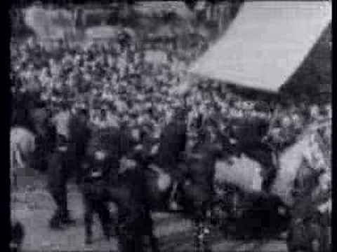 Battle of Cable Street, 1936