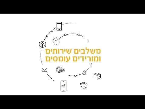 Gett Delivery \u0026 Israel Post