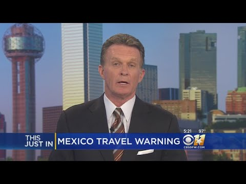 Cancun Travel Warning Issued By State Department