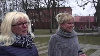 Что жители Латвии думают о России?