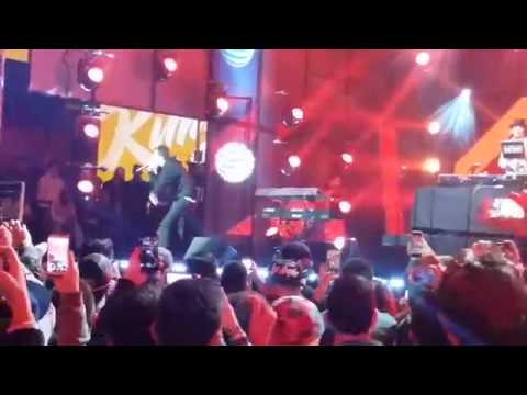 Logic Performs at Jimmy Kimmel Live (Metropolis, Gang Related, Alright, Under Pressure)