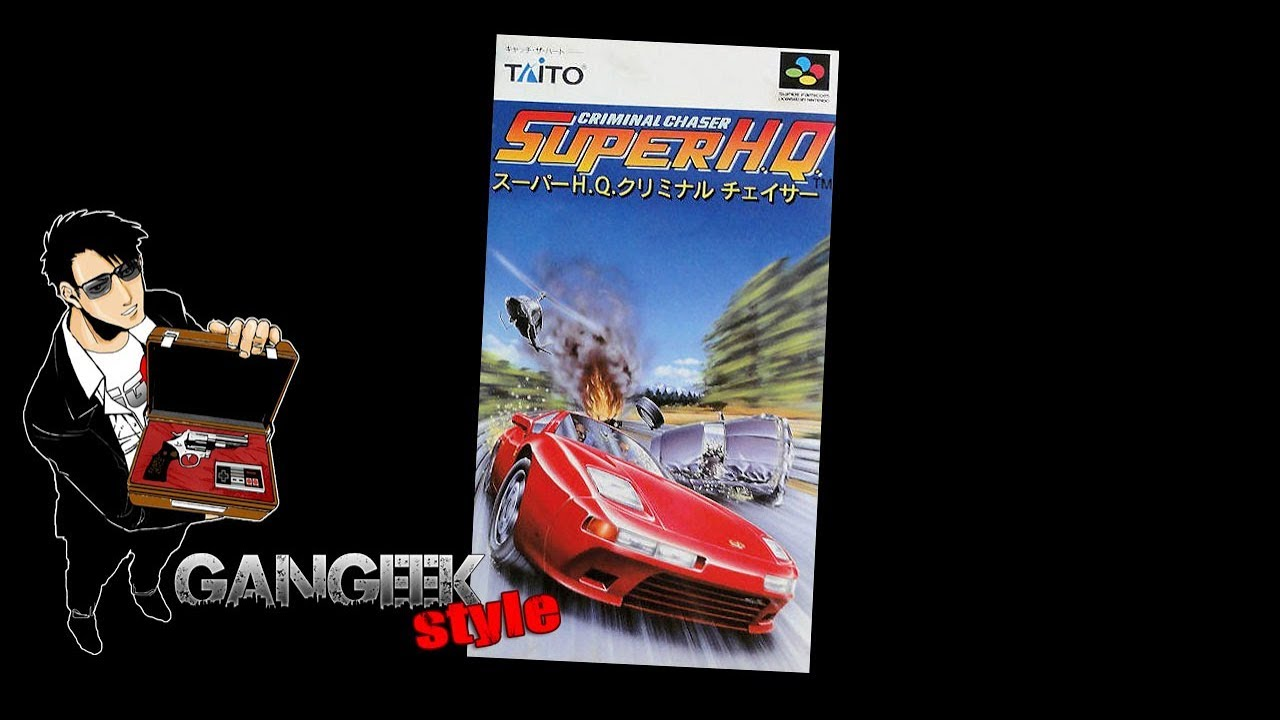 Super H Q Criminal Chaser Super Chase H Q Youtube
