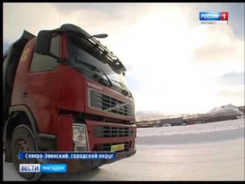 Колымский зимник скоро закроют