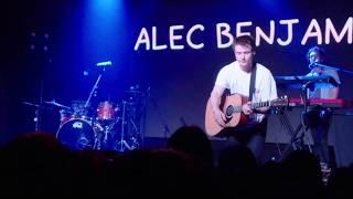 (편지 전달)20190818 Alec Benjamin - Must Have Been The Wind 알렉 벤자민 내한 Live in Seoul 2019