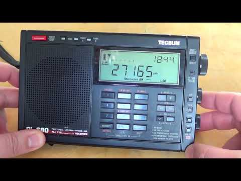 Second Look At The Tecsun PL 680 LW MW Shortwave FM Portable Receiver