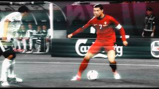 "Cristiano Ronado - EURO 2012 ""Glad You Came"