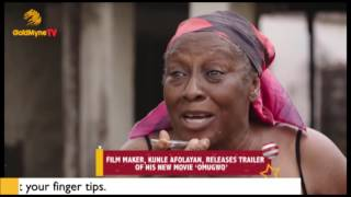 """FILMMAKER, KUNLE AFOLAYAN, RELEASES TRAILER OF HIS NEW MOVIE, """"OMUGWO"""""""