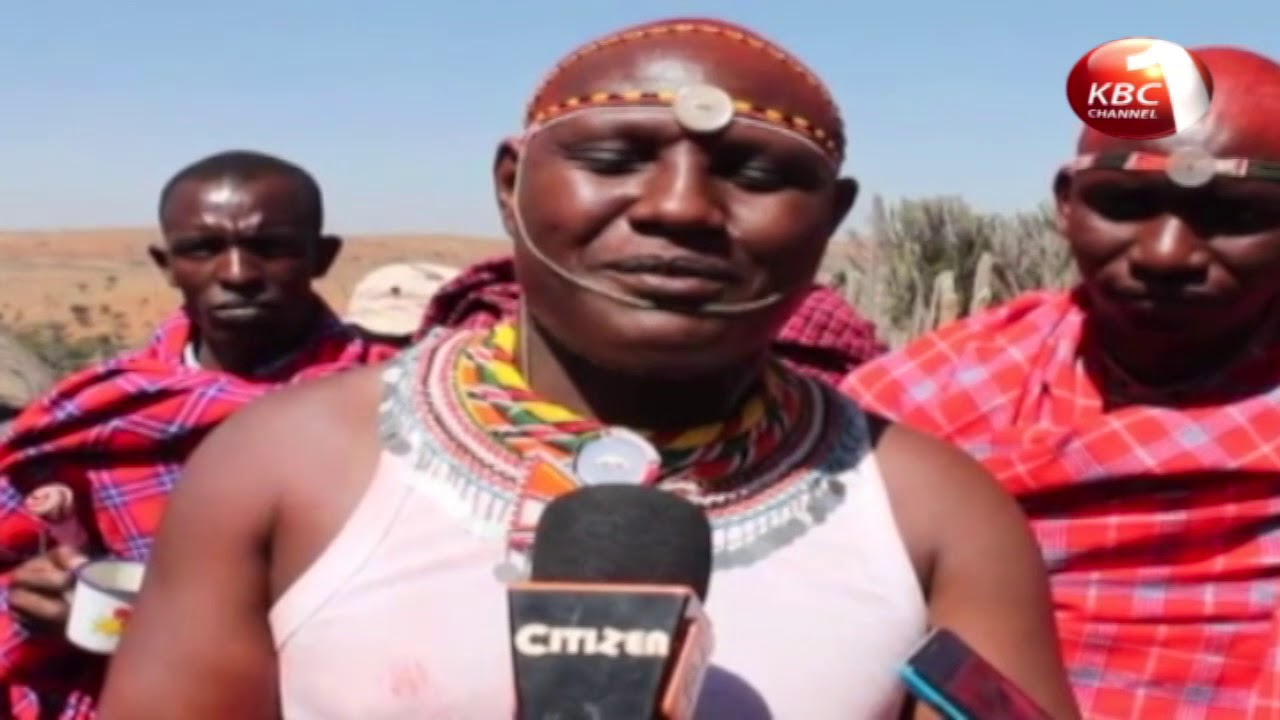 Maasai traditional wedding leaves no room for modern day divorce