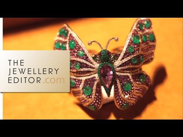 Baselworld 2011: de GRISOGONO's sexy jewellery