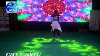 MUJHE YUHI KARDE PAPO SE JUDA // ARTI THAKUR IN D DANCE IDOL'//ORG BY STAR'S ACADEMY