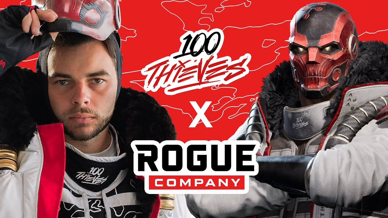 100 Thieves X Rogue Company Reveal Trailer
