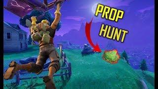[NEU] Fortnite Battle Royale: PROP HUNT!