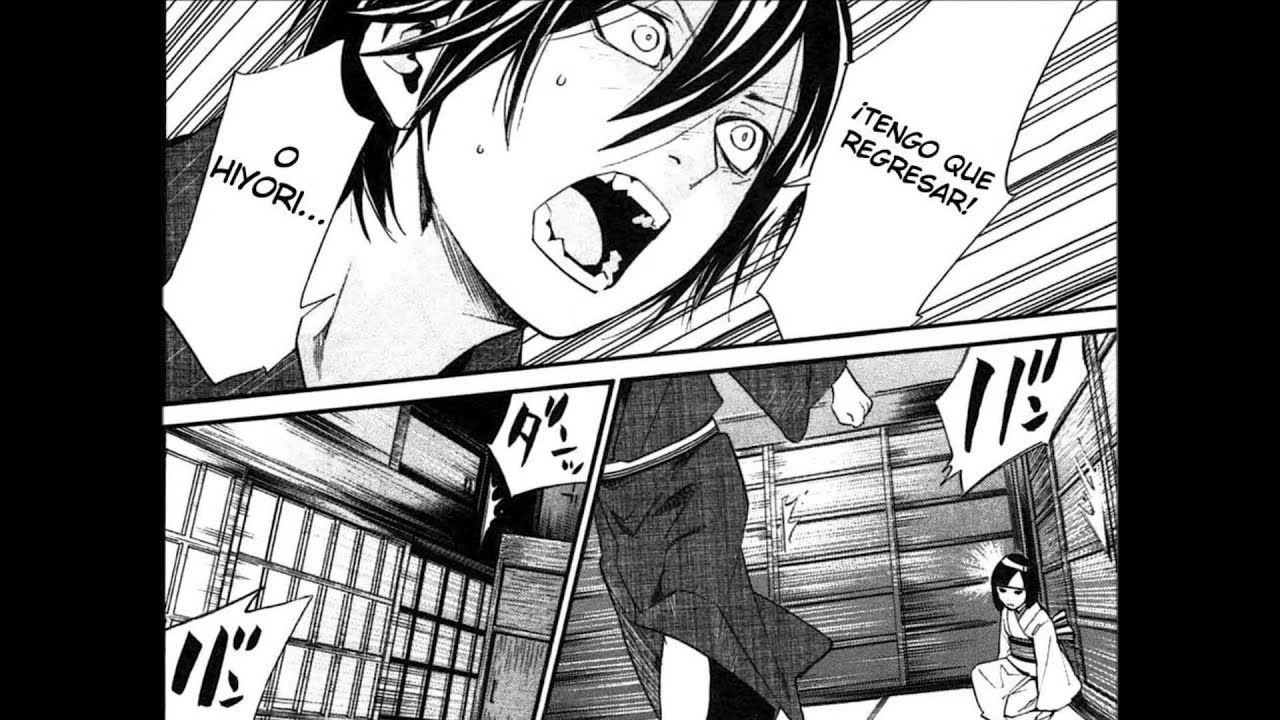 Noragami Manga Especial Yato Hiyori Don T Forget Me Youtube
