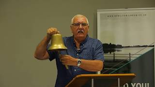 Sermon 19th July 2020 - Ian Lowe - Don't Ring That Bell