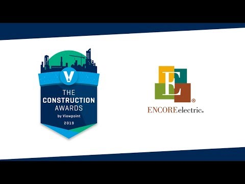 Most Collaborative Project Winner - Encore Electric