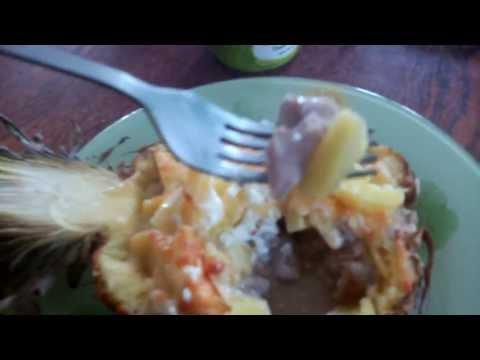 Мясной ананас