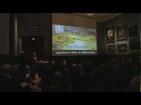 Ver Video de PLAN B  SLUSSEN plan B på Konstakademien
