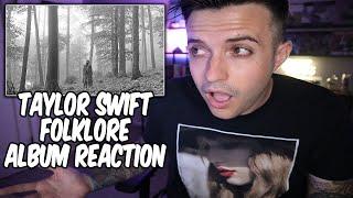 Baixar Taylor Swift - Folklore Album Reaction