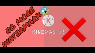 HOW TO REMOVE WATERMARK | KENEMASTER | KENEMASTER TRICKS