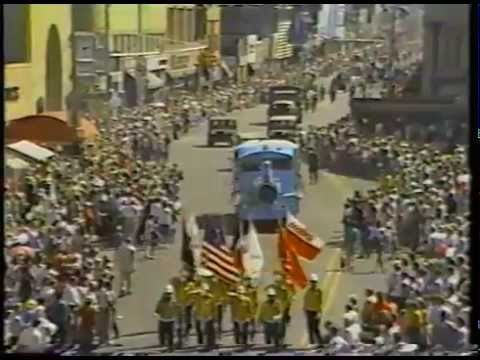A Look Back at the 6th Annual Hamtramck Festival (1985)