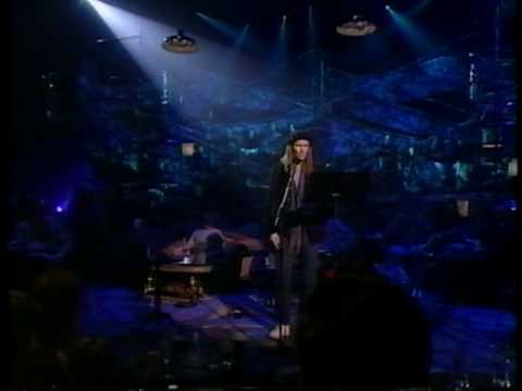 "JIM CARROLL RECITING ""8 FRAGMENTS FOR KURT COBAIN"" ON MTV'S SPOKEN WORD UNPLUGGED"