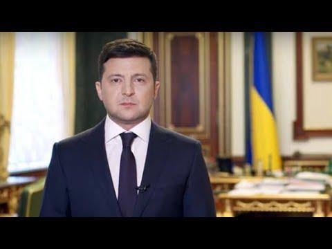 Украина это не выдержит: Зеленский назвал три сценария событий из за КОРОНАВИРУСА