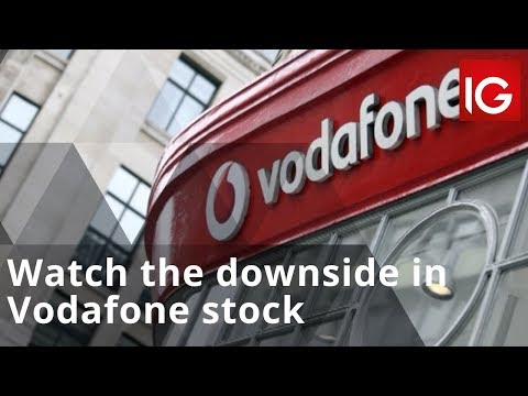 Watch The Downside In Vodafone Stock As It Releases Its 3Q Update