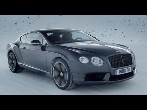 Sportwagen - 2012: Bentley Continental GT V8
