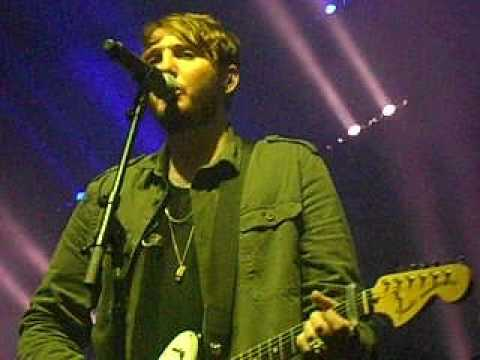 James Arthur singing Finally on the 6th March 2017 in  Norwich