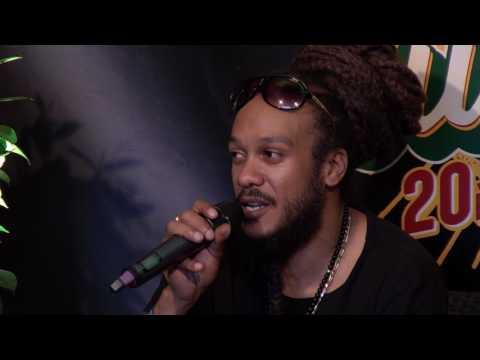 Conférence de presse de YANISS ODUA - Reggae Sun Ska 2017