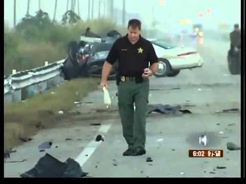 Deadly Crash in Belle Glade