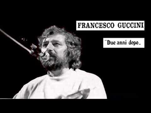Francesco Guccini   Il Compleanno   YouTube
