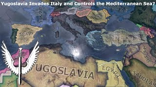Making Yugoslavia Great Again (Hoi4 Modern Day Speedrun/Timelapse)