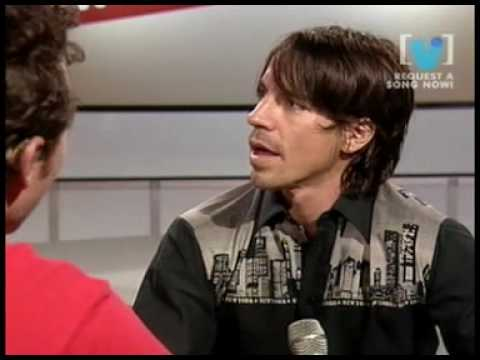 Interview of anthony kiedis