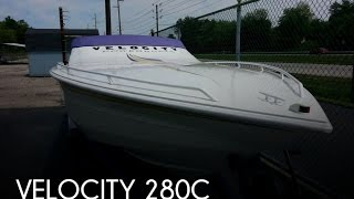 Used 2001 Velocity 280c for sale in Martinsville, Indiana