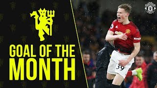 Goal of the Month | April 2019 | Manchester United