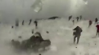 Volcano Erupts On People at Mount Etna | What's Trending Now