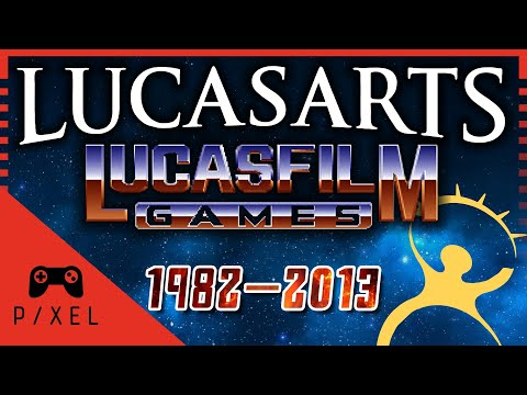 Complete History of LucasFilm Games & LucasArts | Special Episode