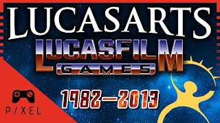 LucasFilm & LucasArts :: History and Games | Special Episode