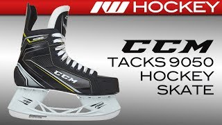 CCM Tacks 9050 Skate Review