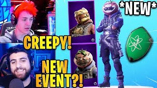 "Streamers React to the *NEW* ""GUTBOMB"" & ""HOTHOUSE"" Skins + BANNER SHIELD! 