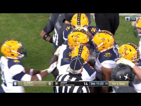 Highlights 117th Army-Navy Game Presented by USAA