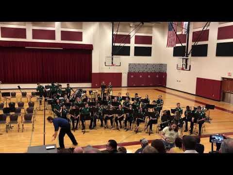 New Haven High School - Marche Diabolique