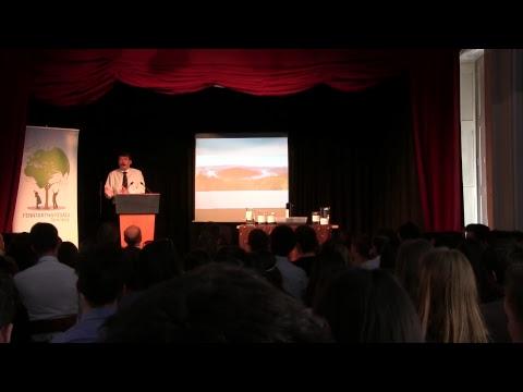 Áder János Fenntarthatóság és Környezettudatosság Hét megnyitó rendhagyó órája