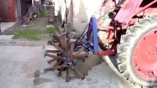 Самодельный культиватор для трактора Т-25(, 2016-06-12T07:49:51.000Z)