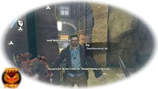 Dishonored Walkthrough Part 6 - Slackjaw