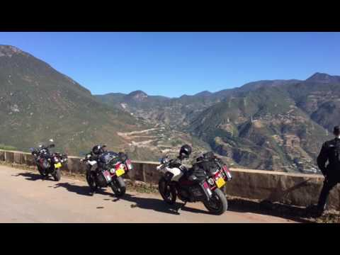 China tiger leaping gorge & Burma road motorcycle tour