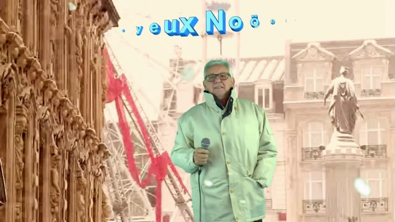 "ROCH VOISINE- ""NOEL BLANC"" (COVER BY PASCAL HOUDART)"