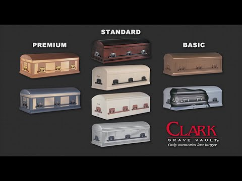 Why Choose Clark Grave Vaults