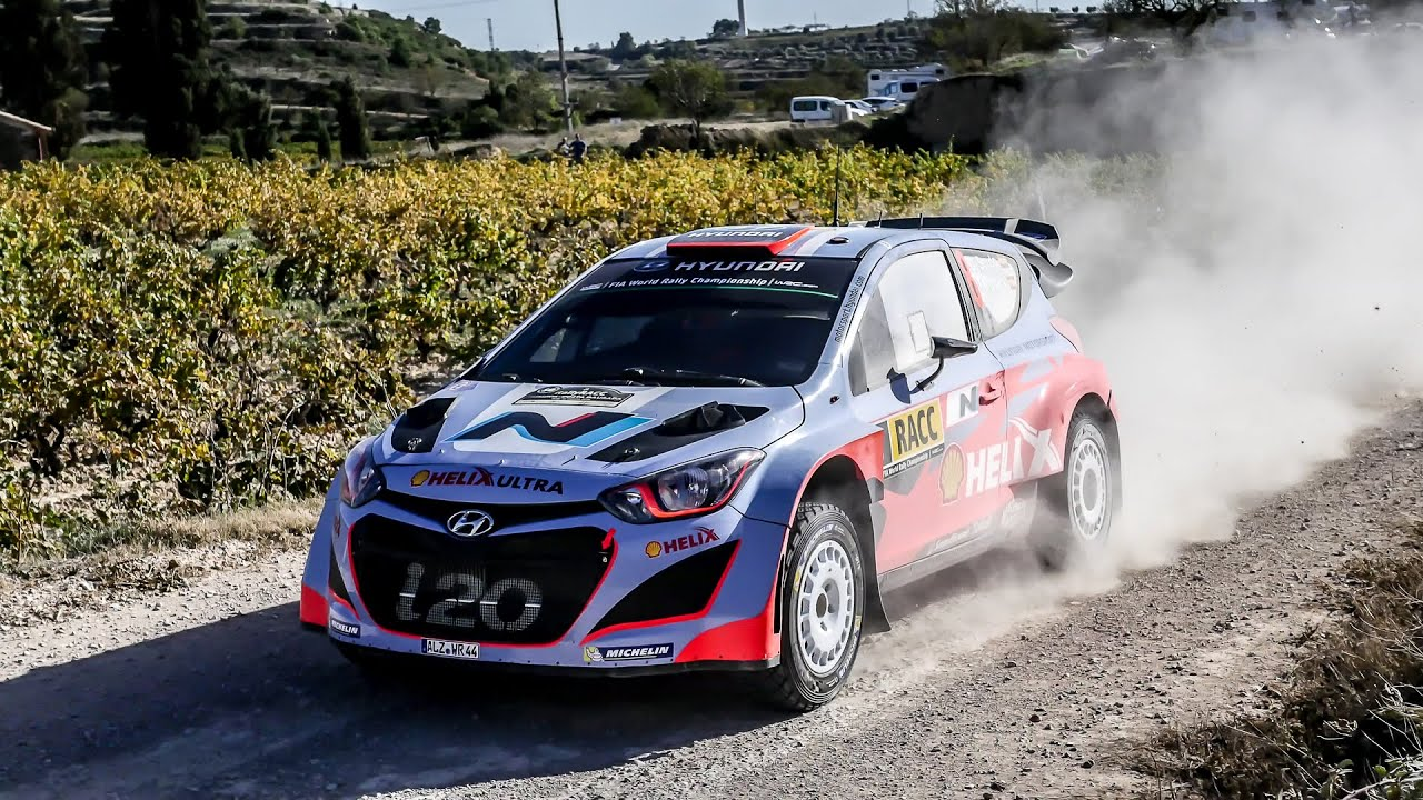 How To Make 3d Wallpaper For Pc Gh4 4k Wrc Rally Catalunya Spain 2014 Youtube
